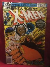 Uncanny X-Men Lot of 3; #123, 116, and 117 Bronze age 1st Shadow King Beauty!