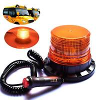 Car Flashing Magnetic Beacon Lamp 40 LED Amber Recovery Warning Strobe Light