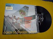 Coros De Norman Luboff– Grand Tour (EX-/M-) 1964  Spain edit ToP CopY LP ç