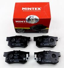 MINTEX REAR AXLE BRAKE PADS FOR HONDA ACURA MG SUZUKI ROVER MDB1564