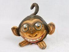 Fur Balls Tree Monkey ~ Cute, Cuddly Round Plush Pets, 3D Graphics, Style #15