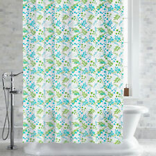 "PEVA-EVA Shower Curtain/Liner Bruno Foliage Print 70"" x 72"""