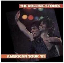 Rolling Stones Original 1981 Tour Concert Program