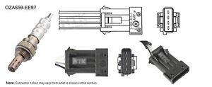 NGK NTK Oxygen Lambda Sensor OZA659-EE97 fits Volvo C30 2.5 T5