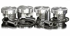Wiseco 81mm 12.4:1 Pistons for Acura 1994-01 Integra GS-R 97-01 Type-R B18C