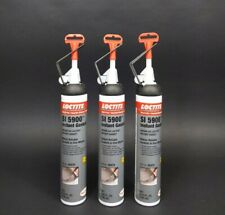 Loctite SI 5900 Instant Gasket (Lot of 3 Tubes) Quick Ship!
