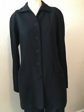 #13 Women's Black Blazer by Giorgio Armani, Sz: 6 / 40