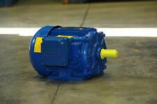Elektrim 40nfm 3 1 18 1hp 3ph 1755rpm 143t Tefc Rigid Motor