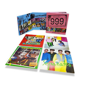 999: The Albums 1977 – 80, 4xCD Clamshell Boxset - NEW & IN STOCK + FREE POST!