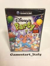 DISNEY'S PARTY - NINTENDO GAME CUBE - NUOVO SIGILLATO NEW SEALED PAL VERSION