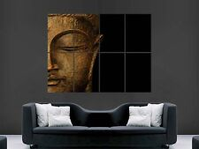 Budda STATUA GIANT POSTER WALL ART PICTURE PRINT
