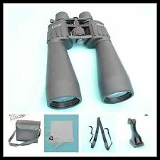 Zion Big-Eye-Lens PowerView 20X-280X70 Full-Coat-Optics Military Zoom Binoculars