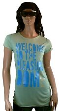 AMPLIFIED Frankie Goes à Hollywood WELCOME To THE PLEASURE DOME Strass Chemise M