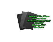 Gasket Paper Material Sheet 20x15cm 1.5mm Petrol Gasoline Oil Fuel Resistant