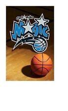 NBA ~ ORLANDO MAGIC ~ COURT LOGO ~ 22x34 SPORTS POSTER
