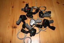 7 unidades Shimano st-m007 palanca 6 veces 70 GS colección vintage retro