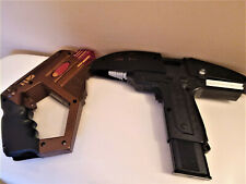 Lot of 2 Star Trek playmate toy Phasers ( non functional )