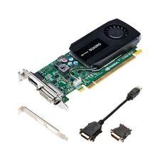 Cartes graphiques et vidéo NVIDIA Quadro pour ordinateur GDDR 3 avec mémoire de 2 Go