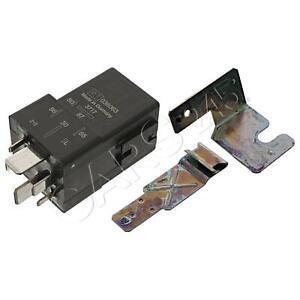 SWAG Glow Plug System Relay Fits FORD OPEL Kadett VAUXHALL VOLVO 1238627