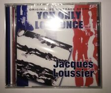 JACQUES LOUSSIER - YOU ONLY LOVE ONCE  (OST)         CD  NEUF