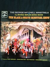 GEORGE MITCHELL MINSTRELS - The Irving Berlin Songbook 1968 Columbia LP SCX6267
