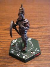 """Lotr Tmg Combat Hex Rk 11 Mordor Orc Captain """"Rare"""""""