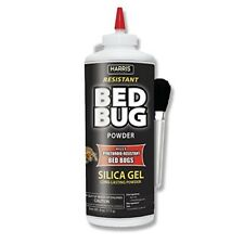 Harris Pyrethroid Resistant Bed Bug Silica Powder
