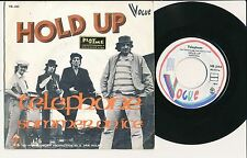 "HOLD-UP 45 TOURS 7"" BELGIUM TELEPHONE"