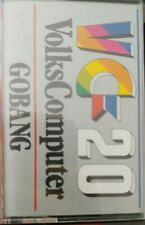 Commodore VC 20 (C20) Gobang Cassette (Tape, Anleitung, Verpackung)