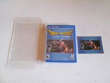 Dragon Fantasy: The Volumes of Westeria (Sony PS Vita). New. Mint + Gold Card.