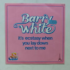 barry WHITE It's ecstasy when you lay down SG648