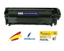 Toner Compatible para HP Laserjet 3036 , 3050 , 3052 , 3055 Q2612A 12A
