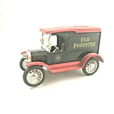 ERTL 1:25 SCALE DIE CAST BANK - 1917 FORD MODEL T Black