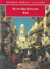 Kim (Oxford World's Classics)-Rudyard Kipling, Alan Sandison