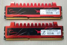 New listing G. Skill Ripjaws 4Gb (2x2Gb) 1600Mhz Pc3-12800 Ddr3 Memory (F3-12800Cl9D-4Gbrl)