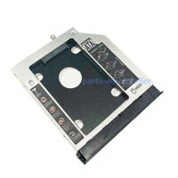 panel frontal 2nd HDD SSD Disco duro Caddie para Lenovo 110-15acl 110-14ACL SATA