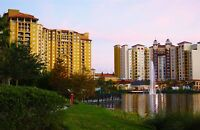 Orlando, Wyndham Bonnet Creek, 2 Bedroom Deluxe, 29 Dec - 2 Jan '19, NEW YEARS!
