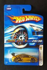 Hot Wheels - Honda Civic SI. 2006 First Editions in Gold w/ FTE wheels New