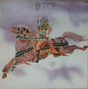 Budgie - Self Titled first album Vinyl