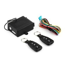 Universal Car Auto lock Remote Central Kit Door Lock New With Remote Controllers