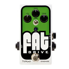 Pigtronix Fat Drive Pedal + Picks