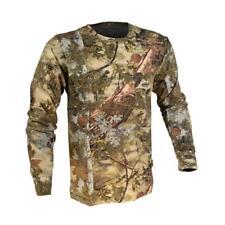 KING'S Camo Mountain Shadow Men's MEDIUM Cotton Long Sleeve Shirt KCB104-MS NEW