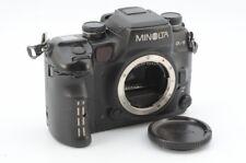 As-is MINOLTA α-9 A-9 Alpha 9 a9 a-9 Maxxum 9 Film Camera Body 96502