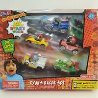 Ryans World Racer Set Die-cast Set of 5