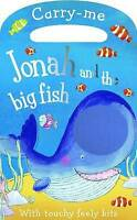 Carry-Me Jonah and the Big Fish, Page Claire, Very Good Book