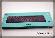 Logitech k270 Wireless USB Nano Keyboard francés teclado inalámbrico FR French