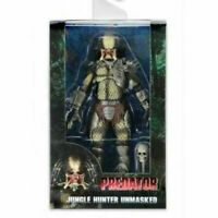 "NECA Predator Jungle Hunter Unmasked "" Action Figure 30th Anniversary - New"