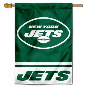 New York Jets New Logo House Flag Banner
