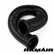 Ramair Negro Frío Aire Alimenta Flexible Para Inducción Juego 3 5/32in 1ft
