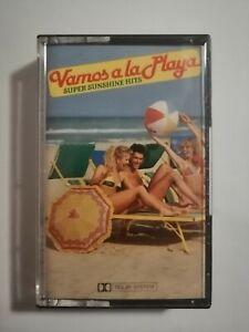Vamos a la Playa Super Sunshine Hits Kassette Tape MC